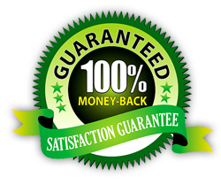 Money-back guarantee logo